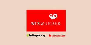 WirWunderWoche Spendenaktion